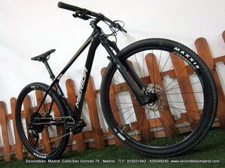 Bicicleta carbono MERIDA BIG NINE 3000