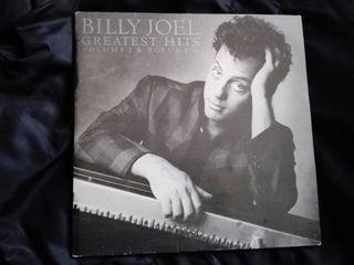 BILLY JOEL Greatest hits , doble LP