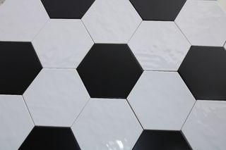 porcelanico hexagono