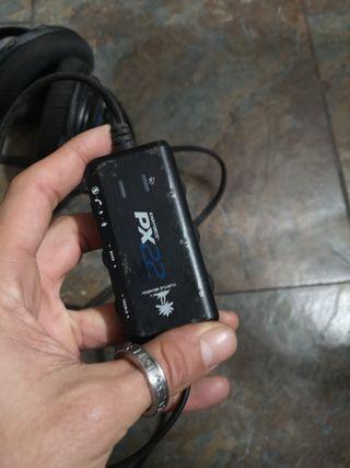 Cascos con cable EarForce Px22