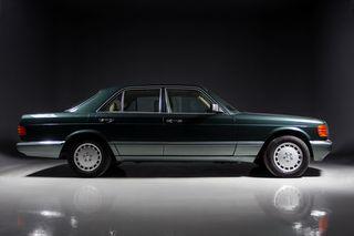 MERCEDES 420 SE W126 DE 7/1989
