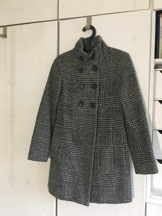 Abrigo lana