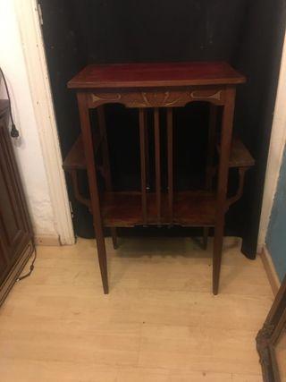 Mueble estanteria antiguo