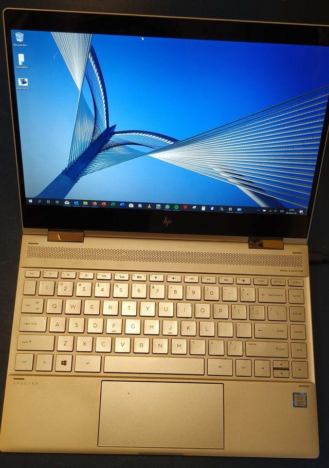 HP SPECTRE X360 | I7 | 16GB RAM | 512GB SSD | 2018