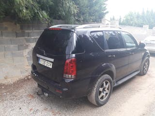 ssanyoong rexton 2003