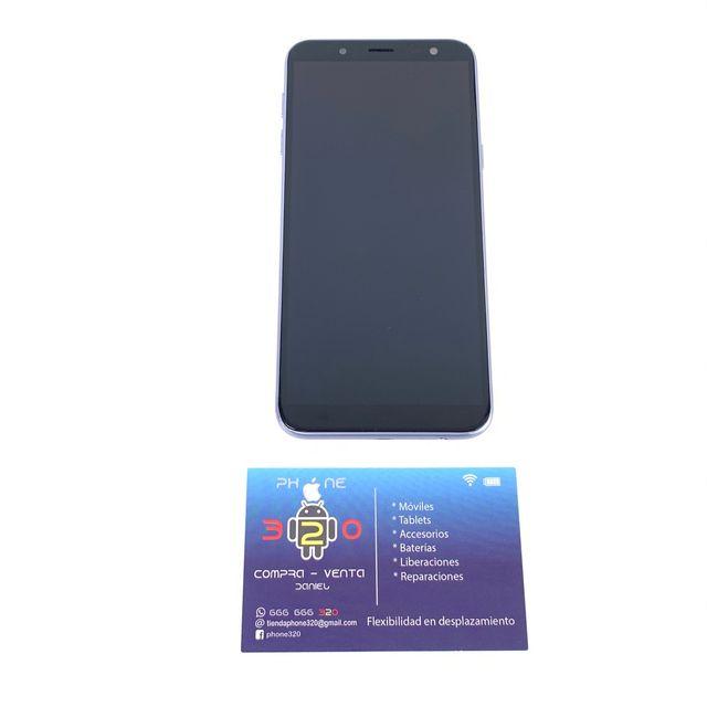 SAMSUNG GALAXY J6 32GB ORIGINAL FACTURA GARANTÍA