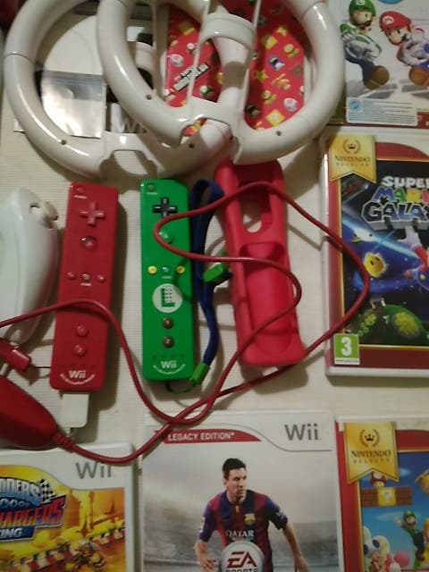 Wii Mini, perfecto estado