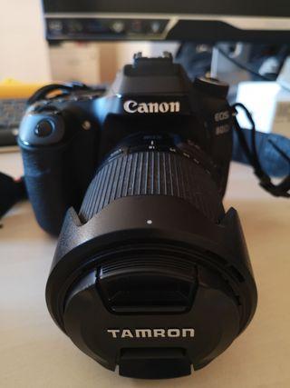 Canon 80D Tamron 18-200. Sigma ART 18-35 f1. 8