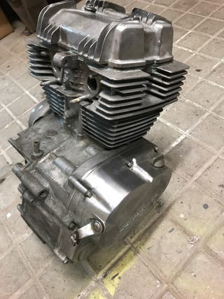 Motor honda Rebel 250 despiece