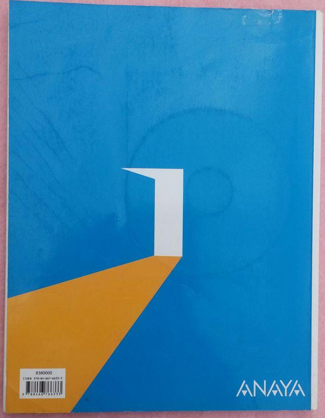 3º Primaria, Lengua, Abre la Puerta, Anaya, 2009
