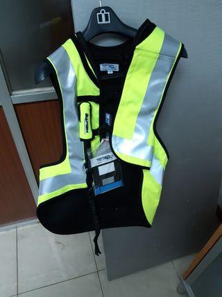 chaleco airbag helite