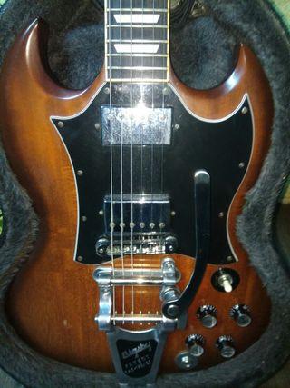 Guitarra Gibson SG Standard Sunburst (2006)