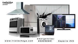 SERVICIO TECNICO ELECTRODOMESTICOS, 24H!