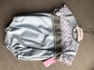 Ranita Pelele Traje vestir bebe 12 nuevo lote rop