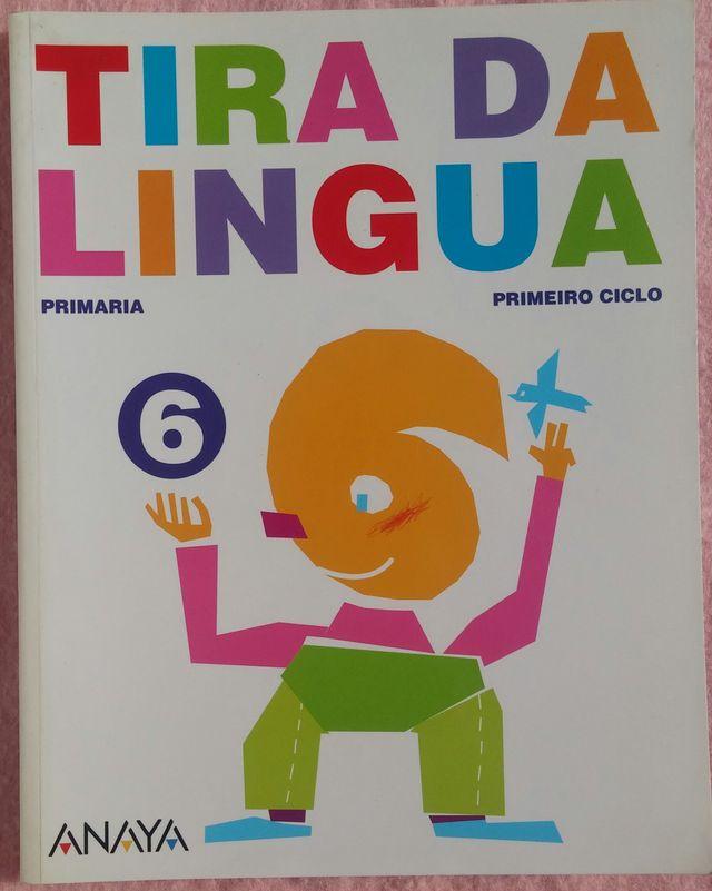 6º Primaria, Tira da Lingua, Anaya, 2007