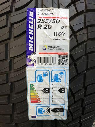 Neumaticos Michelin latitude diamaris llanta 20