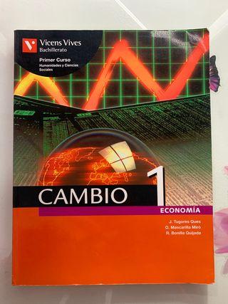 Libro de economía 1 bachillerato vicens vives