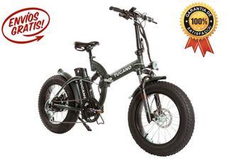 """bicicleta electrica plegable TUCANO MONSTER FS 20"""""""