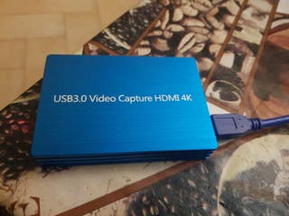 Capturadora de Video 4k