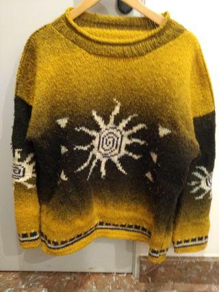 Jersey Calentito de lana hombre xl