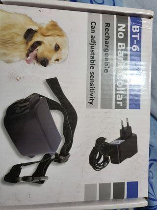 collar eléctrico entrena perros