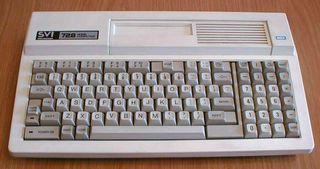 OLÈ 172º MSX SPECTRAVIDEO 728 SVI + juegos