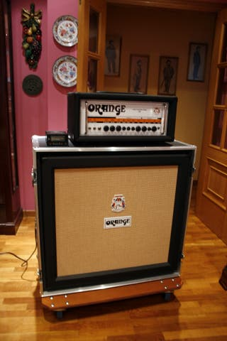 Amplificador guitarra ORANGE THUNDERVERB 200H