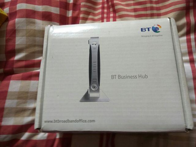 bt business hub V2 Router brand new