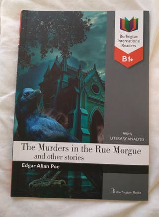 The murders in Rue Morgue ( Inglés)