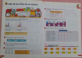 3º Primaria Matemáticas, La Tira de Colores, Anaya