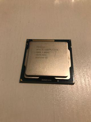 Procesador Intel i7 3770