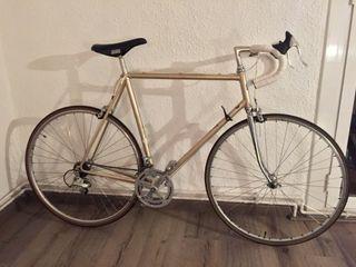 Bicicleta carretera zeleris shimano 105 talla 60