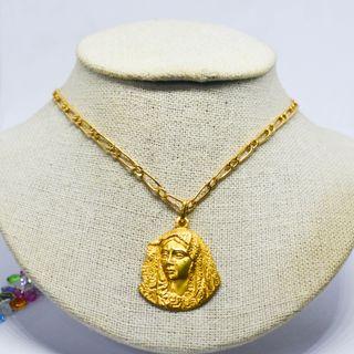 Medalla Virgen de los Dolores