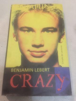 """Libro """"Crazy"""""""
