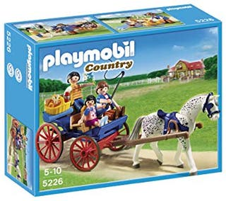 Playmobil carruaje de la serie Country ref. 5226