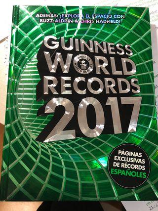 Libro Guinness 2017