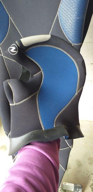 traje seco aqualung Nuevo