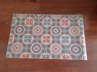 alfombra vinílica nueva a estrenar alta calidad