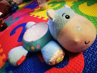 Hipopótamo Dulces Sueños Fisher-Price 0m+