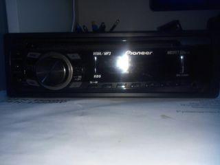 Radio coche Pioneer MP3 50W