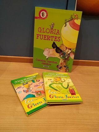 Colección Gloria Fuertes. Libros