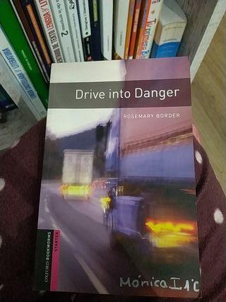Drive into Danger libro en inglés COMO NUEVO