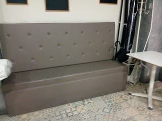 sofá para bar 2 mtr