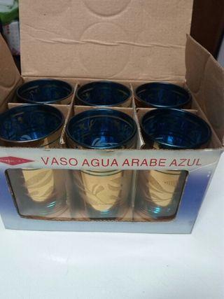 vasos árabes