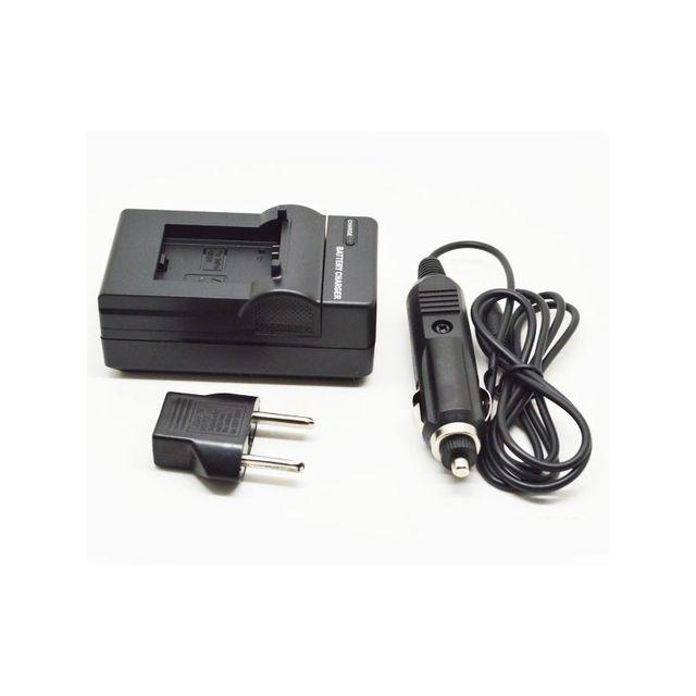 Cargador Coche y Enchufe AC de Baterías para GoPro
