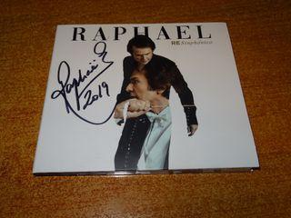 "RAPHAEL - RESinphónico CD DIGIPACK - "" FIRMADO """