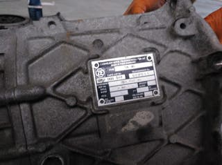 Caja cambios ZF para Corvette C4 de 6 vel