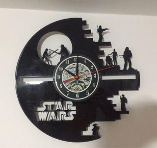 Reloj STAR WARS Vinilo