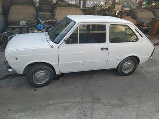 SEAT 133 1980