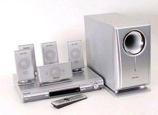 Home cinema Panasonic SA-HT520